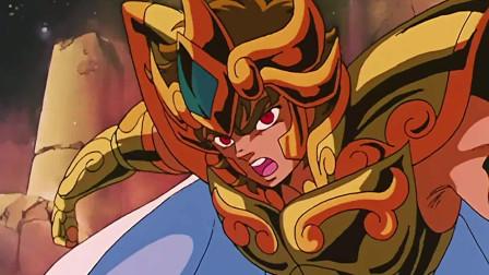 圣斗士星矢:哪怕只有一瞬间!星矢的小宇宙提升到了黄金圣斗士的级别!