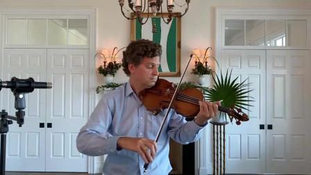 James Ehnes - Bach Violin Sonata No. 1