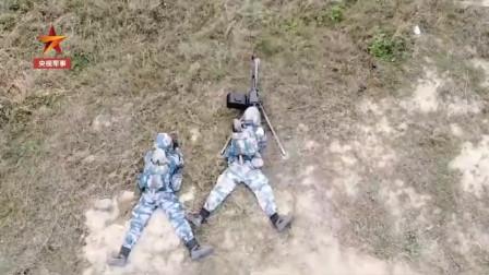 军媒直击解放军海军陆战队单兵考核现场,见识一下中国王牌海军陆战队战士的真实战斗力