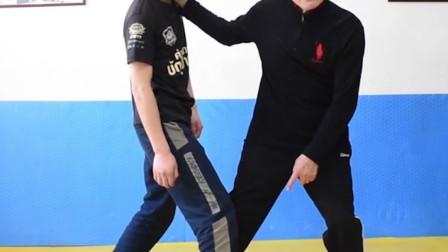 中国跤刘清海老师教你如何区别耙子与耙拿的区别