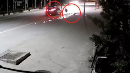 26岁代驾午夜被撞死 女儿尚未满周岁
