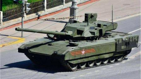 性能不落下风,印度要采购俄制最强坦克,但还会被99A压制