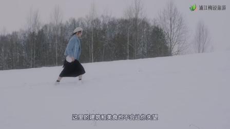 明星都钟爱的滑雪胜地,冬天一定要去北海道看看雪,你一定会爱上那里