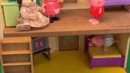 #玩具 #小猪佩奇 #游戏 #早教 #热门