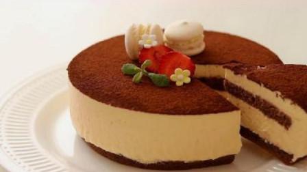 210秒,学会制作简单好吃含义美好的提拉米苏蛋糕