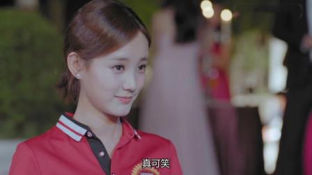 富婆瞧不起美女是卖火锅的,当众辱骂她,谁料她是董事长夫人