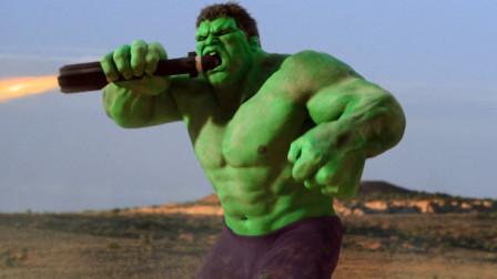 科学家发明基因药剂,注射到体内后,瞬间变成力大无穷的绿巨人