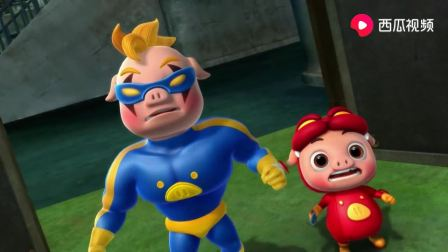 猪猪侠:播音王子真是敬业,那里有新闻往哪里冲,再危险也不跑!