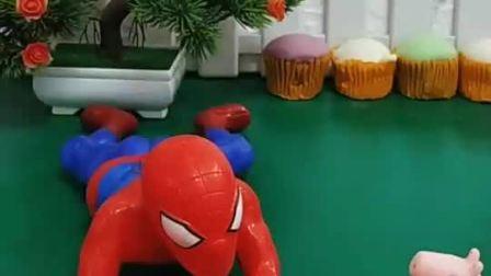 猪爸爸给乔治买了新玩具,太好玩了,小朋友们想要吗