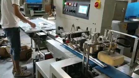 激光打码三伺服枕式包装机 含月饼防霉片酒精保鲜剂工艺