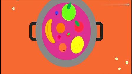 嗨道奇:阿奇带着小朋友,一起做果酱,可以吃果酱烤吐司了