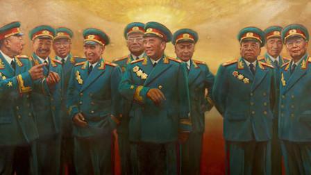 新中国成立初期,有哪些元帅让衔?