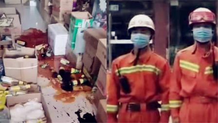 周边5年内最大地震!实拍:唐山发生5.1级地震 消防已抵达震中