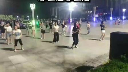 荣蓉广场舞《怎么过怎么活》