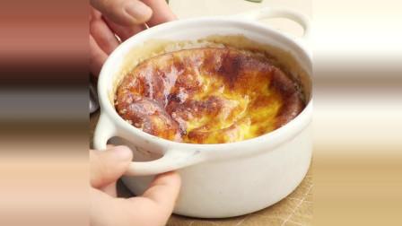 自己在家动手做焦糖烤蛋