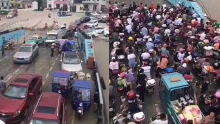 江西江洲镇发布紧急通知:全镇居民13日前撤离
