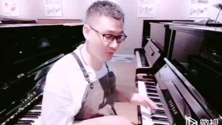 喜乐·范忠云®️钢琴检定 日本二手钢琴来到深圳店里,如何恢复如新的音色触感?那些背后你没有看见的调整工序……