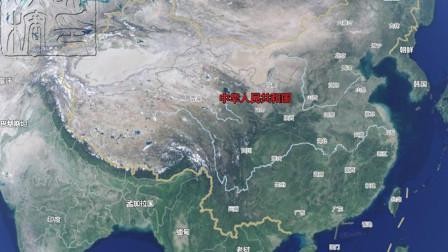 中国34个省级行政区的地图全都在这里,收藏好,旅行时有用