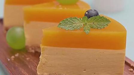 很哇塞的芒果蛋糕
