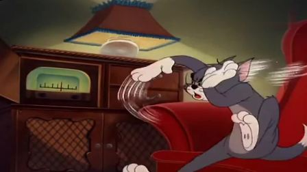 猫和老鼠:杰瑞偷东西的技术太高超,汤姆发现后竟奈何不了它