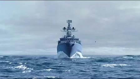 战争片百看不厌的海战视觉盛宴,美军几乎出动所有武器,太燃了