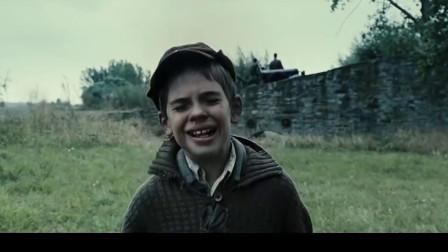 泪目!爸爸为了让尤莱克安全逃出,竟独自引开德国人,中弹而