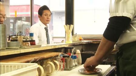 孤独的美食家:成吉思汗的这盘烤肉,再加份卷心菜简直了,这份量吓到了我!