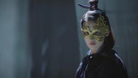 李沁飒 歌歌子冷酷干脆,黑纱斗笠,人狠话不多锦绣南歌开播