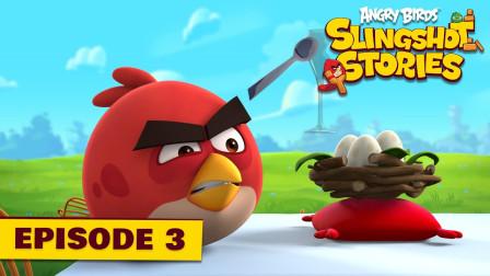 愤怒的小鸟:小鸟的蛋糕派对