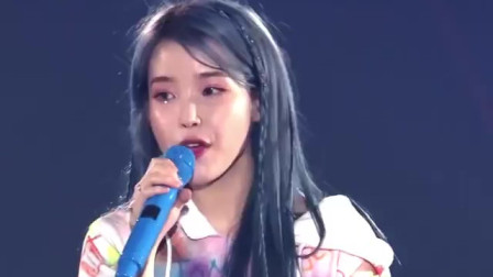 【瘦瘦】IU(李知恩)演唱会 舞蹈现场与观众互动