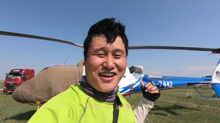 骑行去,旅行路上永远不知道将要发生什么,内蒙古锡林郭勒大草原。