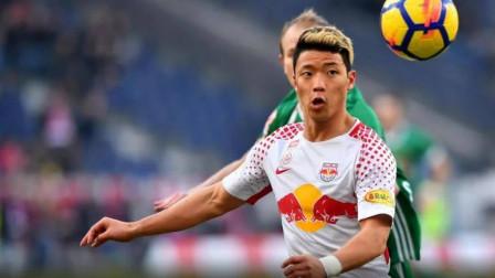 加盟莱比锡,韩国人黄喜灿最新高光集锦,球技闪耀欧洲!