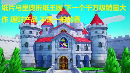 纸片马里奥流程攻略01折纸国王