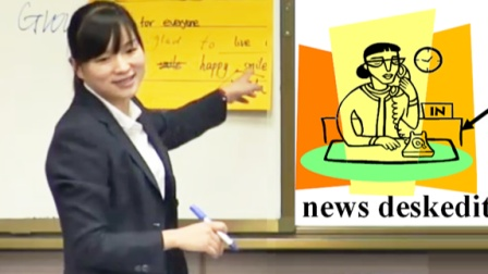 人教必修5 Unit 4 Making The News. Using LanguageⅠ 黄静