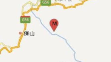 云南大理州永平县发生3.4级地震,震源深度14千米