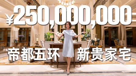 北京2.5亿豪宅生活多枯燥?80㎡超大保姆间生活大公开,酸了!