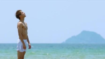坂道上的阿波罗 :西见在海里偷偷的看美丽的律子