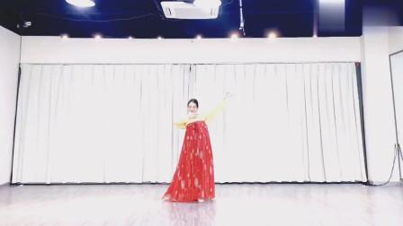 古典舞:小姐姐这一舞,如诗如画,舞出了中国风!