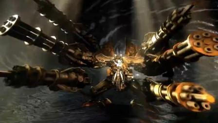情癫大圣:孙悟空的金箍棒太厉害,不仅能变火箭,还能变全能机甲