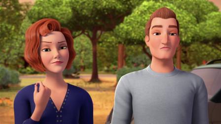 芭比:哇哦,原来里尔顿夫妇是在考验特雷!公爵夫人可以留下了