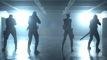 2020年最新好莱坞R级漫改超级英雄电影 凌厉的打斗厮杀场面先睹为快!