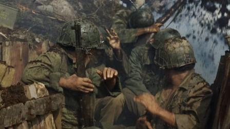 一部极致震撼的战争电影 惊险惨烈的战斗场面看得令人惊心动魄!