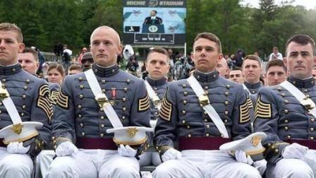 中国在西点军校的演讲,道出了军人本质!让台下掌声不断!