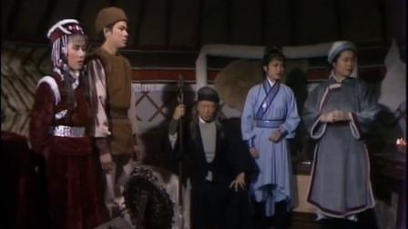 射雕英雄传:柯镇恶忧心忡忡,为争一口气!对郭靖进行魔鬼训练