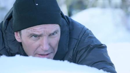 神盾局特工,寇森收到神秘坐标,沃德重回继续卧底