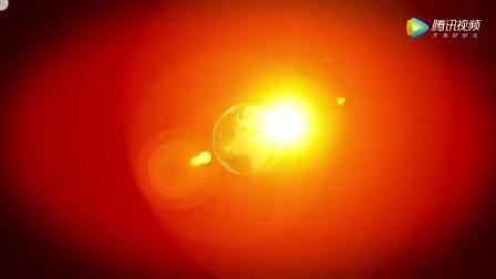 新闻地球片头视频素材背景(1)