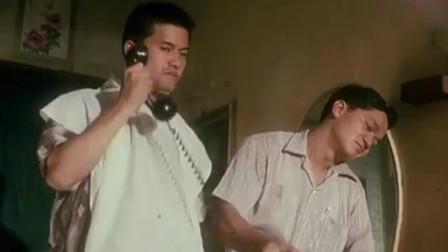 跛豪:一代影帝吕良伟,凭这部跛豪一句奠定江湖地位!傻标都害怕了!