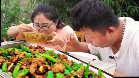 青椒炒肉的正确做法,只需多加这一步,肉丝滑嫩连吃三天都不厌