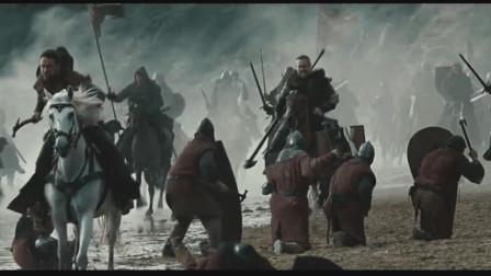 英法百年战争,法国国王率领2万骑士渡海,进攻英格兰本土