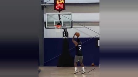 【篮球训练】小卡和泡椒奥兰多训练集锦20200713